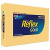 REFLEX TINTS COPY PAPER A4 80gsm Gold