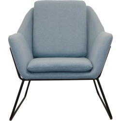 RAPIDLINE CARDINAL CHAIR W755 x D800 x H870mm Light Blue