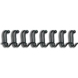 FELLOWES BINDING WIRE COMBS 11mm 34 Loop Black