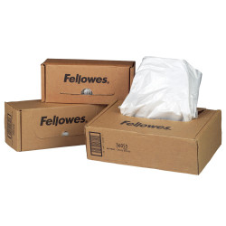 FELLOWES SHREDDER ACCESSORIES Bags H1260mmxWDia2040mm