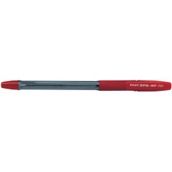 PILOT BPS-GP BALLPOINT PEN Medium Red