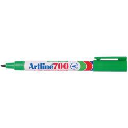 ARTLINE 700 PERMANENT MARKERS Fine Bullet Green