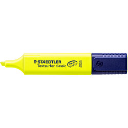 STAEDTLER CLASSIC HIGHLIGHTER Textsurfer Yellow