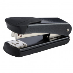 REXEL MATADOR STAPLER Half Strip 26/6 & 24/6 Black