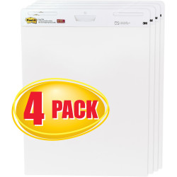 POST-IT 559-VAD EASEL PADS Super Sticky 635x775mm White