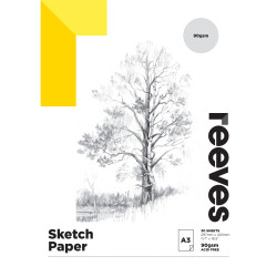 REEVES ARTIST SKETCH PAD A3