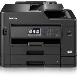 BROTHER 570DW PRINTER Colour Inkjet Multifunction Up to A3 Printing