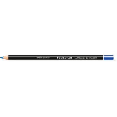 STAEDTLER GLASOCHROM MARKER Lumocolour Perm Blue