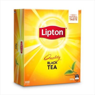 LIPTON TEA BAGS PK100 String & Tag