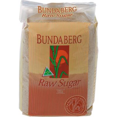 BUNDABERG RAW SUGAR 2kg