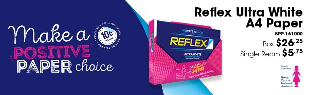 Reflex Ultra White A4 Paper