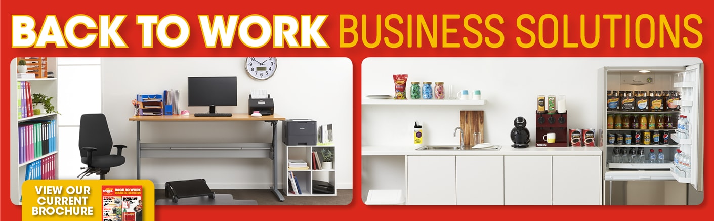 Back to Work Business Solutions Brochure
